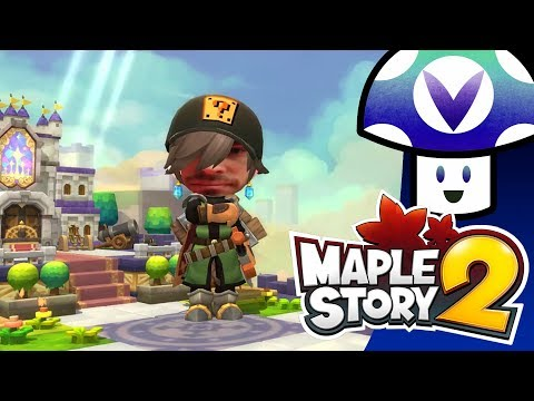 [Vinesauce] Vinny - MapleStory 2