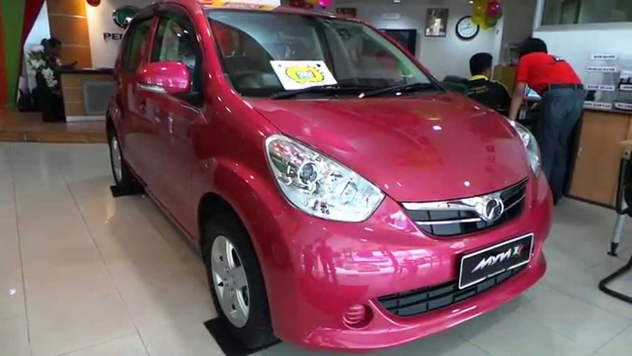 New Perodua Myvi Cars for Sale in Malaysiamudahcommy