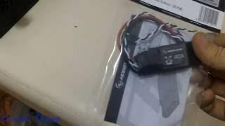 Розпакування регуляторів HobbyWing Xrotor 40A APAC