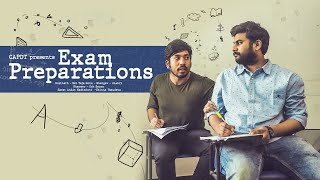 EXAM PREPARATIONS | GODAVARI EXPRESS | CAPDT