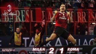 Milan-Roma 2-1