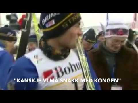Petter Northugs beste sitater og sprell
