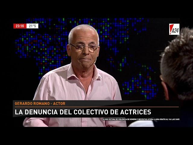 LNE | LUIS NOVARESIO ENTREVISTA - GERARDO ROMANO