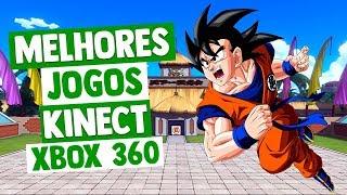 MELHORES JOGOS KINECT DO XBOX 360
