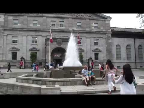 SIGHTS AND SOUNDS OF OTTAWA, CANADA