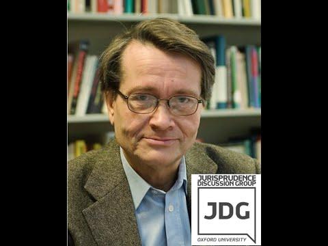 Kaarlo Tuori (Helsinki) - The Three Modes of Existence of Law