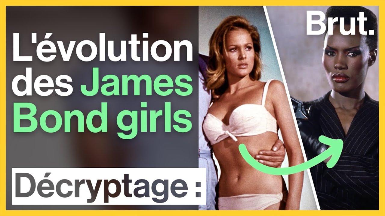 Download L'évolution des James Bond girls en 59 ans et 25 films
