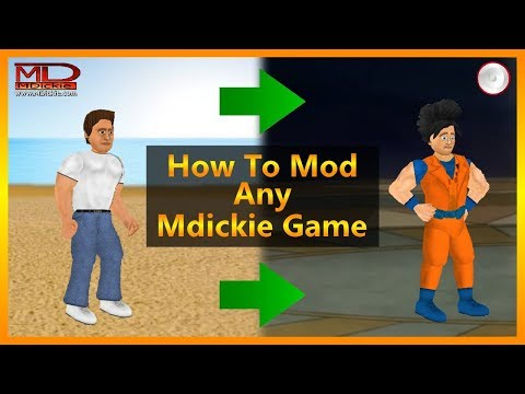 How To Mod Any Mdickie Android Game | Tutorial