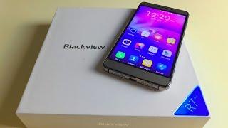 Blackview R7 полный подробный обзор и тесты. Начало эры бюджетных флагманов от китайцев с 4GB RAM.