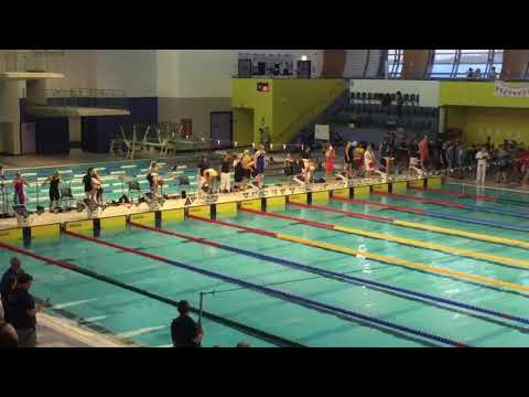 Hannah rye swimming