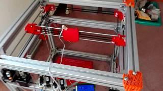 3D Printer Frame plus Core XY plus Electronics #4