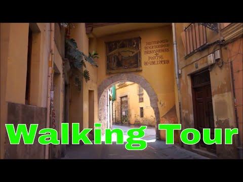 Walk Through Carmen in Valencia - Real Neighborhood Impressions