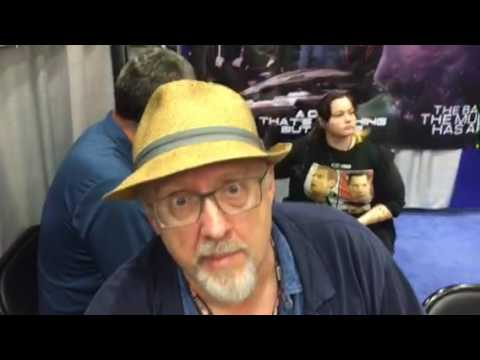Joe Ochman Actor At Comic Con #SDCC