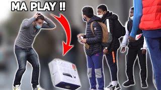 Il fait tomber sa PlayStation 5 ! - Prank - Les Inachevés