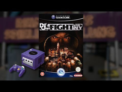 Gameplay : Def Jam: Fight for NY [GameCube]