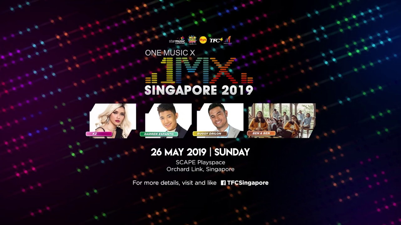TFC 1MX Singapore 2019 | Peatix