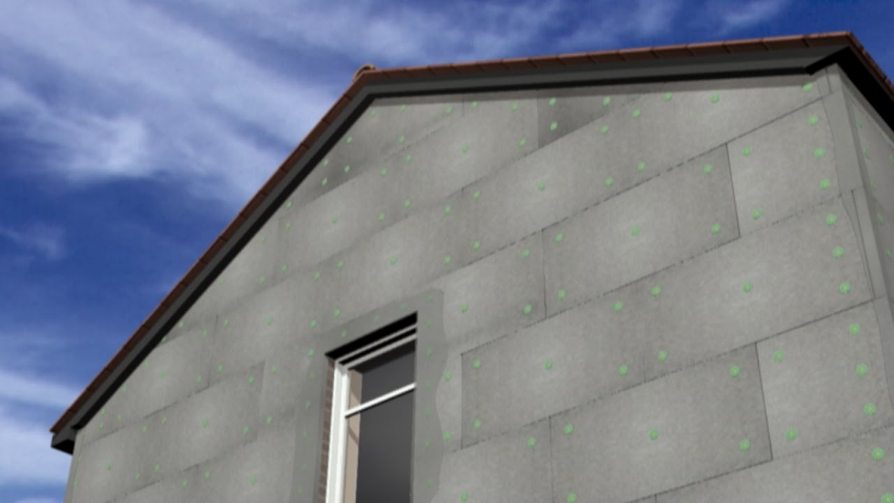 The wetherby guide to external wall insulation and render - Adding insulation to interior walls ...