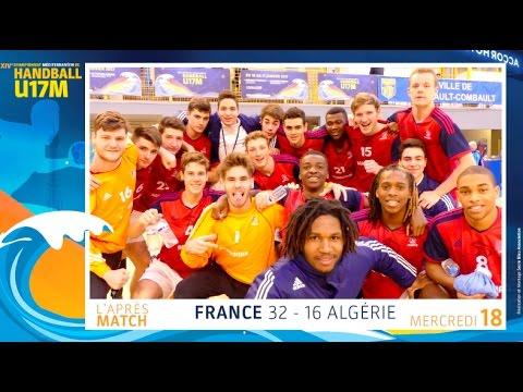 Après-match France - Algérie | Mercredi 18 Janvier