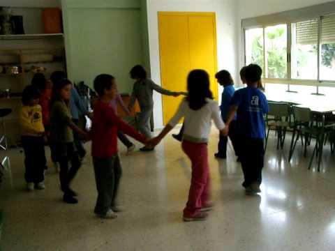 DANZA SAMOTH. Niños 2º ciclo primaria. Taller de música.