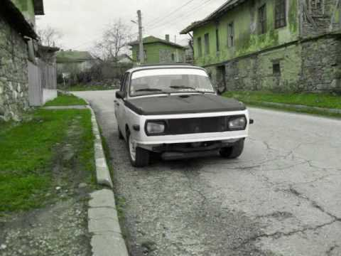 Wartburg 353 Sport - Bulgaria