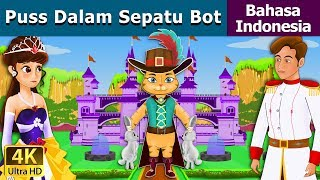 Video Puss Dalam Sepatu Bot | Dongeng bahasa Indonesia | Dongeng anak | 4K UHD | Indonesian Fairy Tales download MP3, 3GP, MP4, WEBM, AVI, FLV Agustus 2018