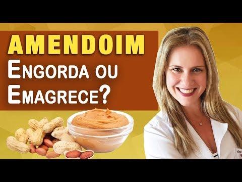 Pasta de amendoim na dieta para emagrecer