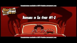 Nightmares on Elm Street #1-2 - Atop the Fourth Wall