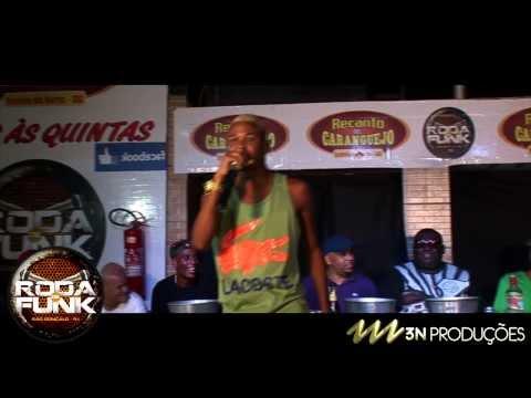 MC BW:: Ao vivo e pela primeira vez na Roda de Funk :: Full HD