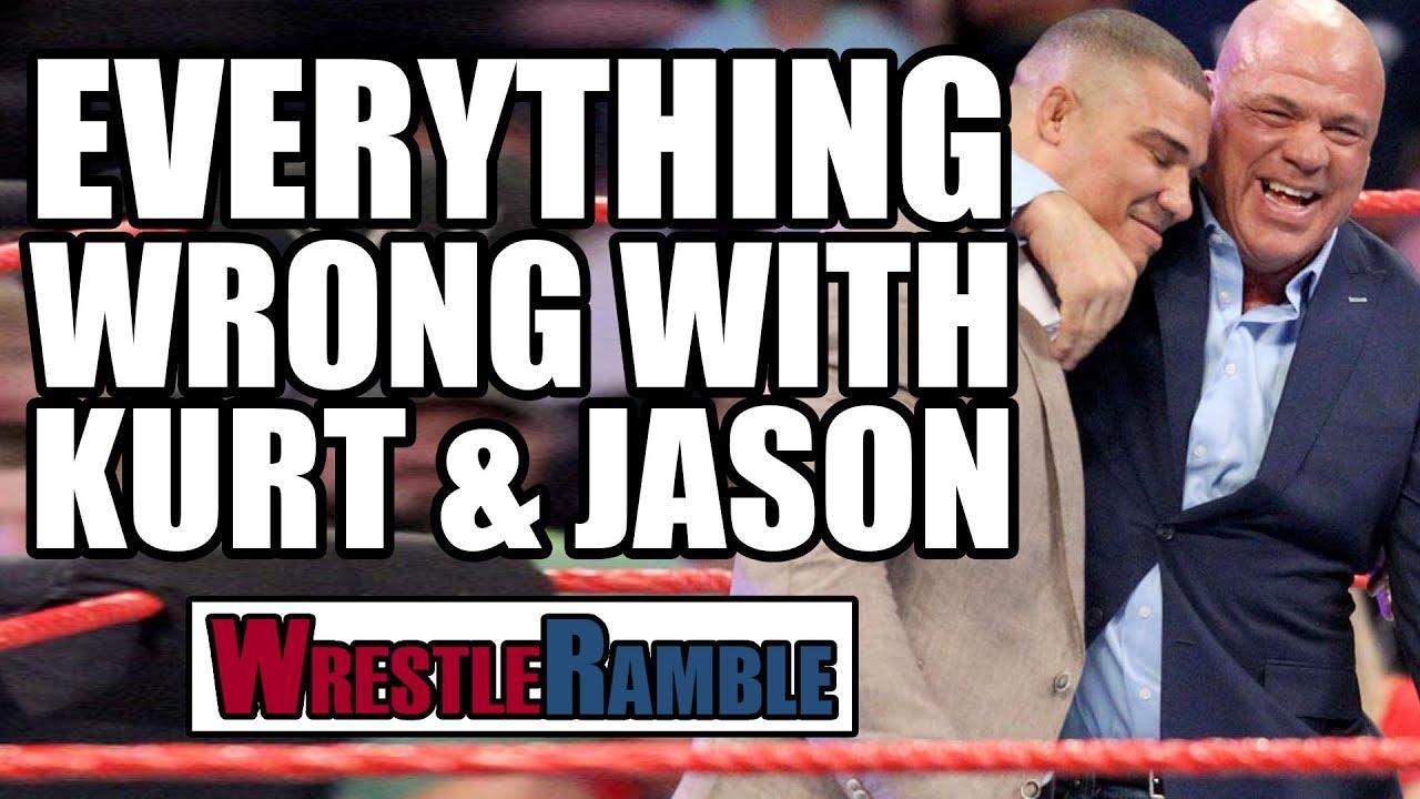 WWE Raw Vs Smackdown, July 17 & 18, 2017 | WrestleRamble