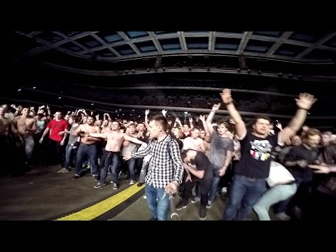 System of a Down - Toxicity [GoPro] (Live in Moscow, Russia, 20.04.2015) [Fan-Zone Extreme Video]