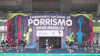 51  Spirit magic N3 Fem- Inder Medellín 2015 Domingo