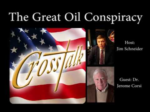The Great Oil Conspiracy