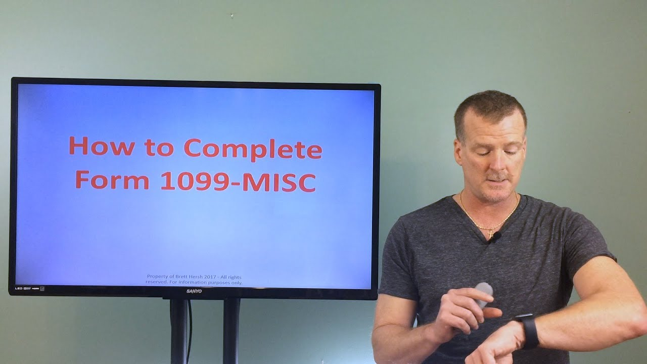 2 min tax take how to fill out form 1099 misc youtube 2 min tax take how to fill out form 1099 misc falaconquin