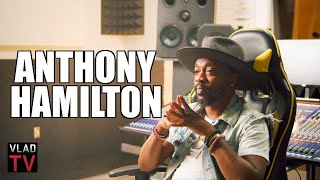 """Anthony Hamilton on Doing the Hook for """"Why"""" by Jadakiss, Jada's Biggest Song (Part 6)"""