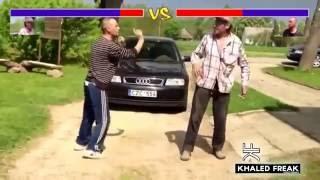Bagarre De Bourrés - Street Fighter2 (HORS SERIE)