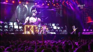 Kiss - Black Diamond (Live @ Rock am Ring 2010) (HD)