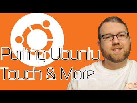 Root Exploit for Jelly Bean Atrix HD, Porting Ubuntu Touch Just Like CyanogenMod