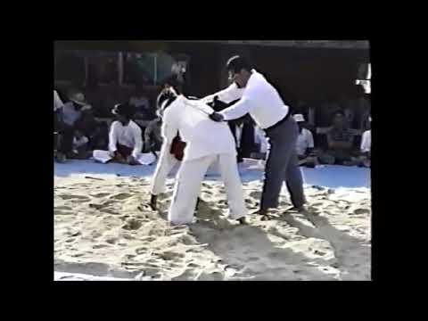 Okinawa Sumo at Okinawa Matsuri Nov 5, 1989
