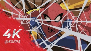 The Spectacular Spider-Man - Intro | 4K 60FPS