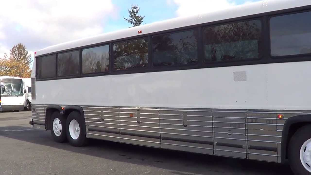 Northwest Bus Sales 1995 Mci Mc12 47 Passenger Motor