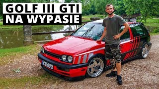 VW Golf 3 GTI - Full bajera