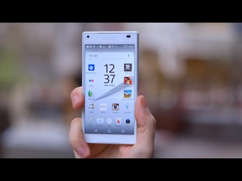 Sony's Xperia Z5 Compact is one of the best mini phones around