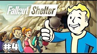 Fallout Shelter Прохождение - НАПАДЕНИЕ РЕЙДЕРОВ (4 серия)
