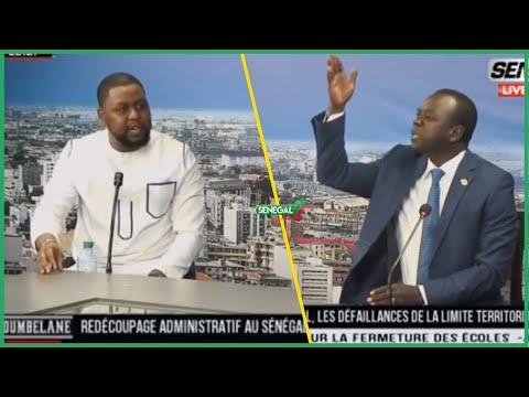 """Débat agité entre Pape Matar Diallo et le Maire de Keur Massar """"Niak Ambition Wéssouwoul Nga..."""""""