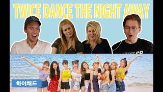 TWICE Dance the Night Away Reaction!!