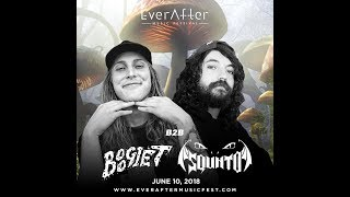 BOOGIE T B2B SQUNTO @ Ever After 2018 (Kitchener) [10-JUN-18] (Clip 1)