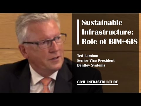 BIM and GIS for Sustainable Infrastructure