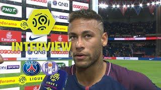 Interview de fin de match : Paris Saint-Germain - Toulouse FC (6-2) - Ligue 1 Conforama / 2017-18