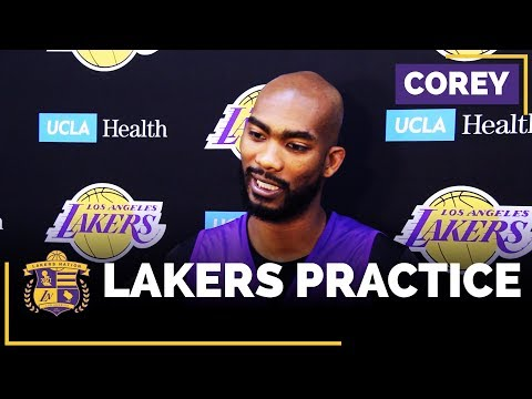 Corey Brewer Sets High Expectations: