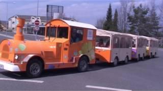 Začal jezdit turistický vláček města Příbram